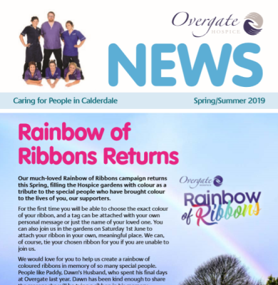 Spring/Summer Newsletter has landed!