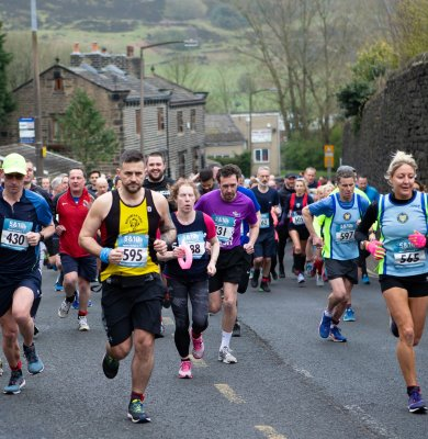 Hundreds take on the 5k & 10k Challenge!