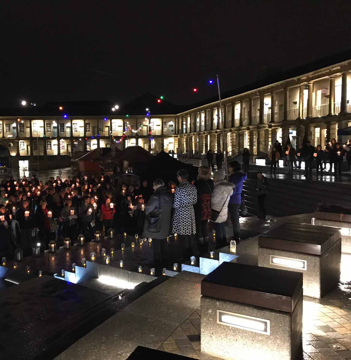 Piece Hall confirmed as new venue for Light Up A Life