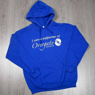Supporter's Hoodie - Royal Blue