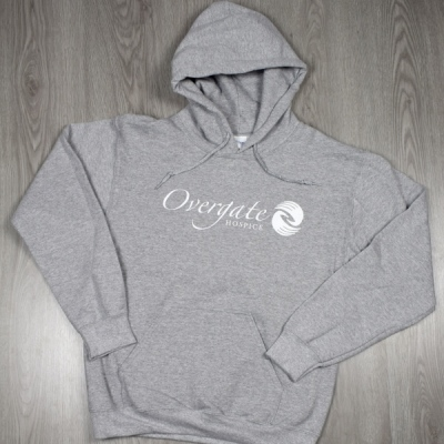 Supporter's Hoodie - Grey