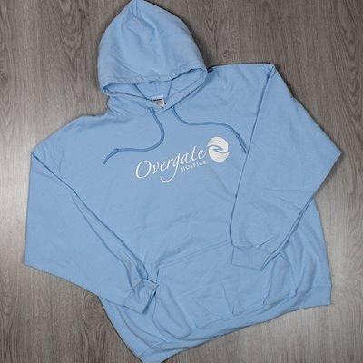 Supporter's Hoodie - Sky Blue